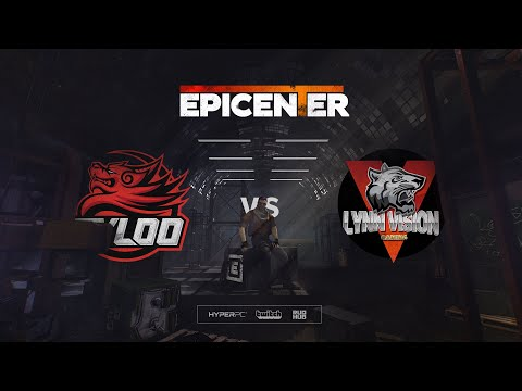 TYLOO Vs Lynn Vision - Raybet EPICENTER Cup CN Quals - Map2 - De_dust2 [SSW & TheCraggy]