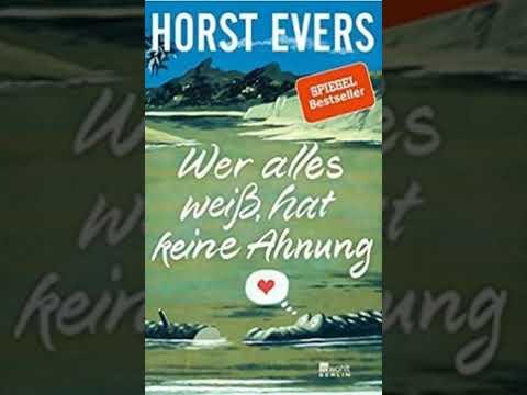 Wer alles weiß, hat keine Ahnung YouTube Hörbuch Trailer auf Deutsch