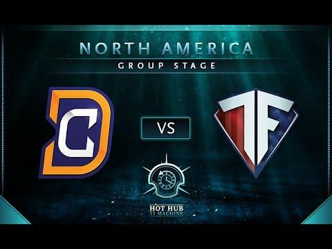 DC vs Freedom - TI7 NA Regional Qualifier