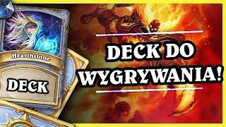 DECK DO WYGRYWANIA! - ODD CONTROL MAGE - Hearthstone Deck (Rastakhan's Rumble)