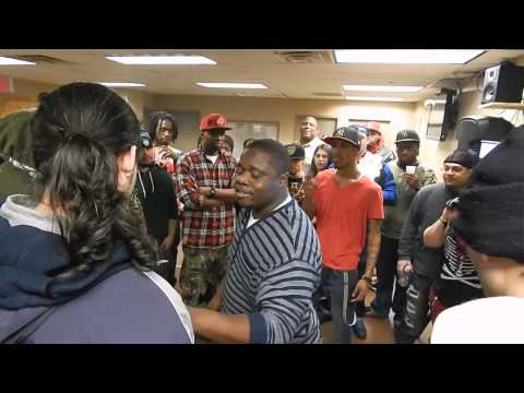 Previous Rap Battle Video Editing Work