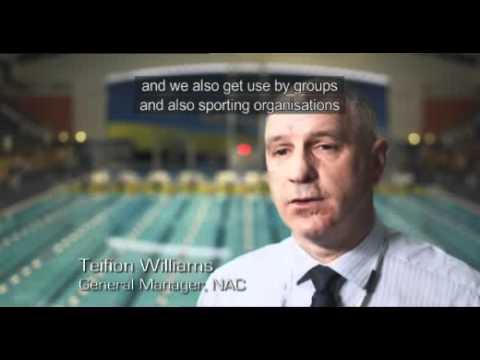 The O2 Ability Awards 2010 - The National Aquatic Centre