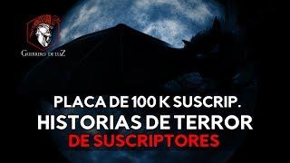 Historias Compartidas Por Suscriptores | Placa De 100,000 Suscriptores