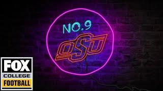 Oklahoma State Cowboys at No. 9 in Joel Klatt