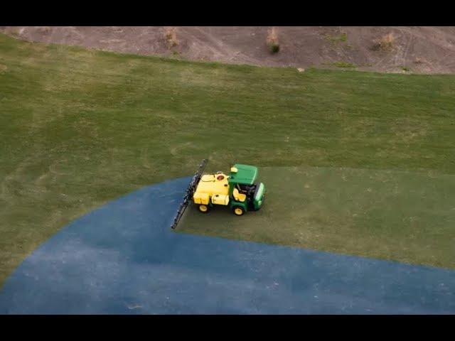 John Deere - Pulverizador de precisión