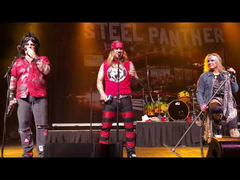 STEEL PANTHER - The Stocking Song -  Indianapolis IN 12/6/2018