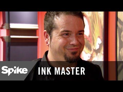 Elimination Tattoo: 7 Deadly Sins (Black & Grey) Part II - Ink Master, Season 7