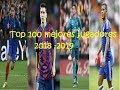Top 100 mejores jugadores del mundo 2018