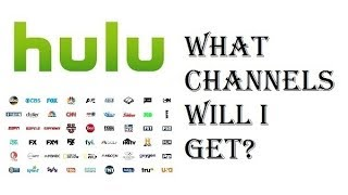 Hulu with Live TV - What Channels Will I Get? - ABC, NBC, CBS, FOX, ESPN, HGTV, A&E, AMC - Review