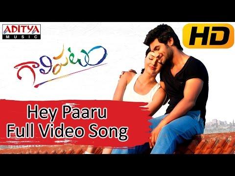 Hey Paaru Full Video Song    Galipatam Movie    Aadi, Erica Fernandes, Kristina Akheeva