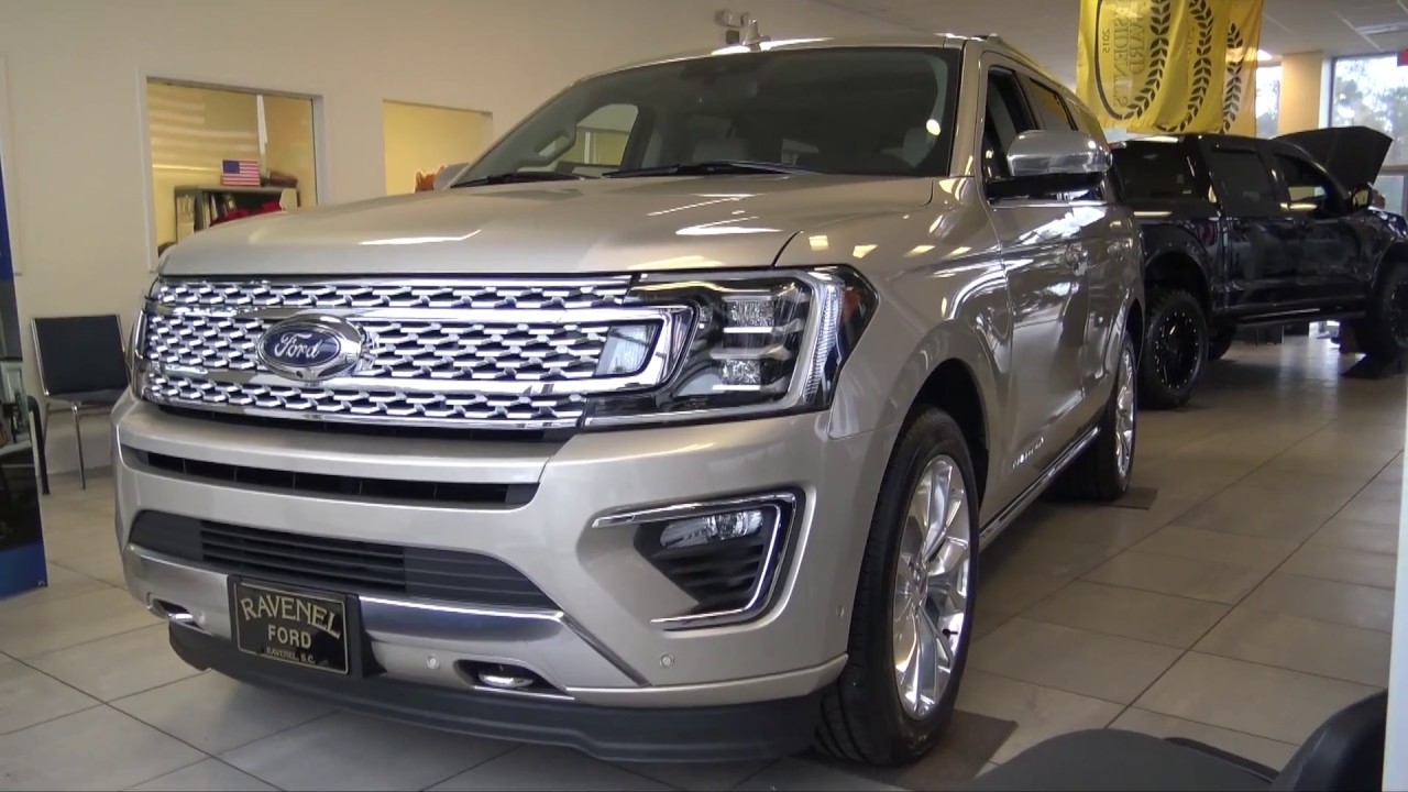 🔴 NEW 2018 Ford Expedition w/ Platinum Package | Showroom Review