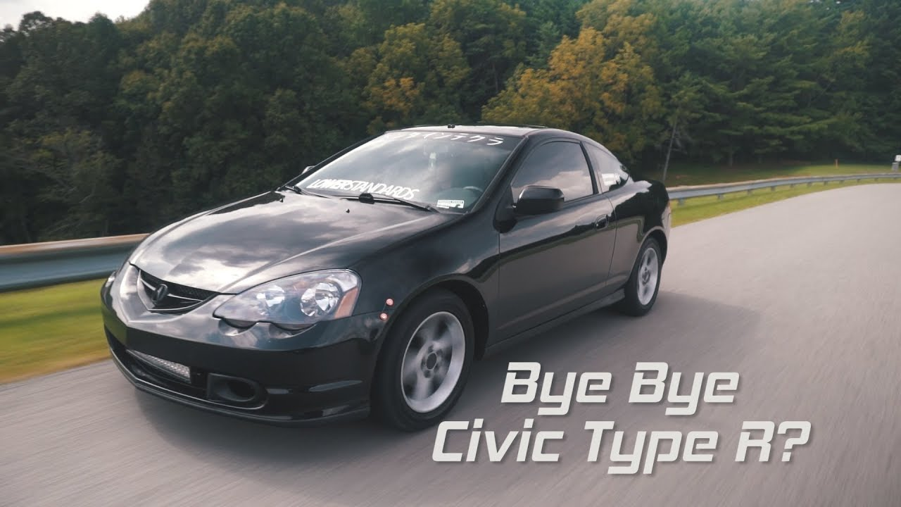 Modified Acura RSX Review