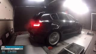 Reprogrammation Moteur BMW Serie 1 E87 120D 177hp @ 223hp par BR-Performance