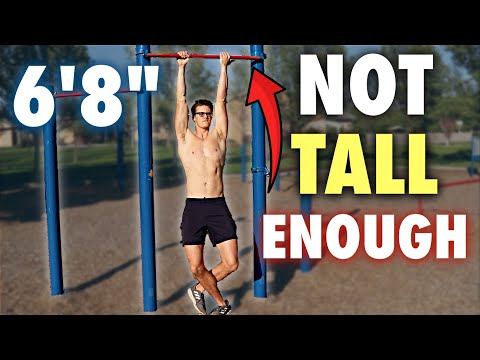 The Perfect Pull-up Bar Does Not Exist - 3 Exercise Calisthenics Workout
