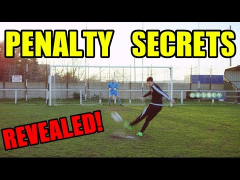 PENALTY SECRETS REVEALED!