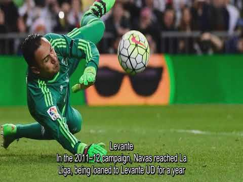 Keylor Navas Biography In English Real Madrid FC , France Player