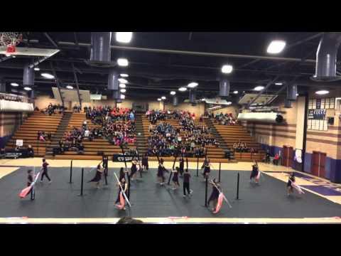 Merced High School Winterguard 2016