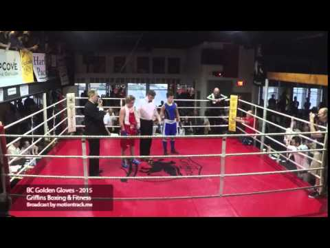 Friday Night - BC Golden Gloves Live