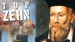 10 Vorhersagen von Nostradamus, die noch nicht eintraten!