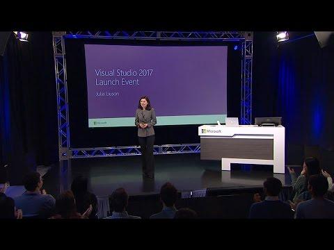 Visual Studio 2017 Launch - Keynote