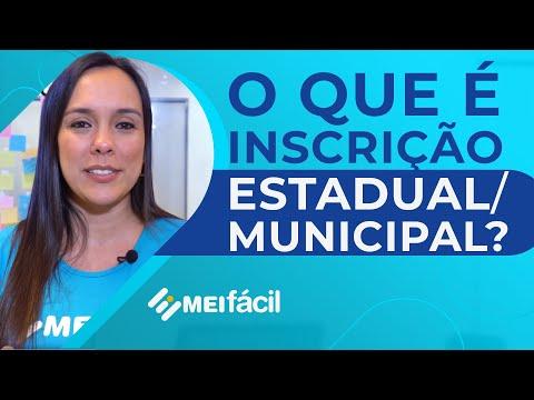 Microempreendedor Individual: O que é Inscrição Estadual/Municipal? | MEI Fácil
