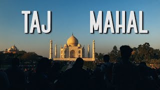 Taj Mahal| White Beauty Taj Mahal| Agra Travel Vlog| Awwesome Ilisha