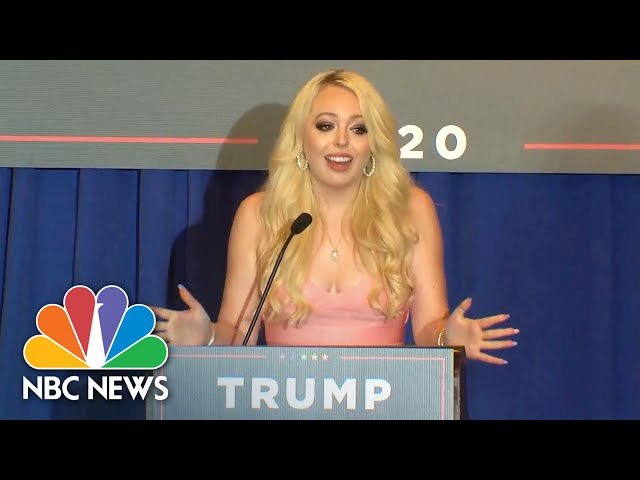 Tiffany Trump, Richard Grenell At Trump Pride Campaign Event | NBC News NOW
