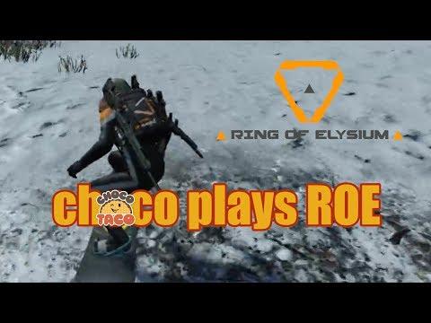 chocoTaco Plays Ring of Elysium - ROE Game Recap