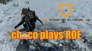 chocoTaco Plays Ring of Elysium - ROE Game Recap