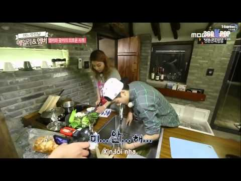 [Vietsub] Amber&Ailee One Fine Day Ep03 [T-ExpressTeam]
