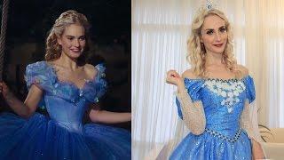 """Cinderella """"Külkedisi Sindirella"""" Makyajı 2015   Sebi Bebi"""