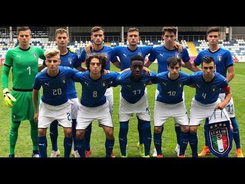 Highlights Under 17: Italia-Andorra 7-0 (27 ottobre 2018)