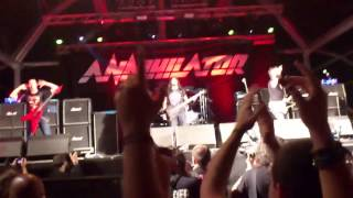 Annihilator - Smear Campaign | King of the Kill @ Vagos Open Air 2014