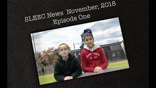 SLEEC News - Show 1
