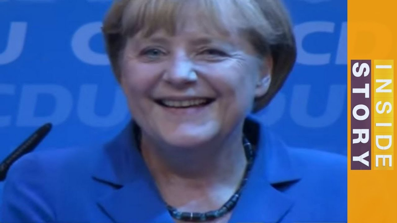 Will Germany's Merkel win a record-equalling fourth term?-Inside Story