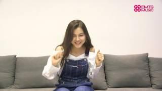 セレイナ・アン「Love & Sweet」コメント動画