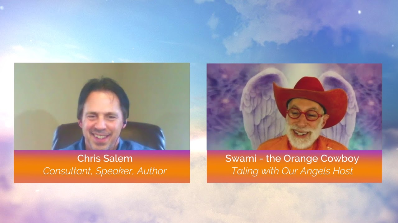 Talking with Our Angels Episode 10_ Guest Chris Salem promo