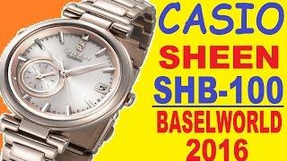 Casio Sheen SHB-100 SMART Watches Bluetooth