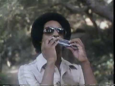 Stevie Wonder 1979 TDK Commercial - YouTube