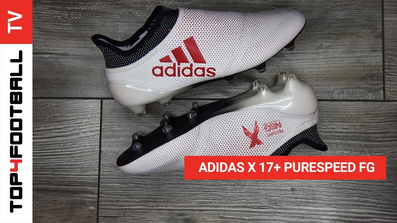 dbb1d5a57fff TOP4FOOTBALL UNBOXING - adidas X17+ PureSpeed - YouTube