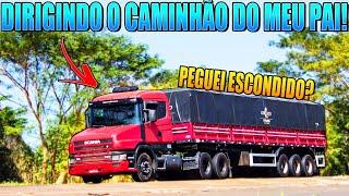 BOTANDO PRESSÃO NO SCANIA 124 DO MEU PAI [PT 2]