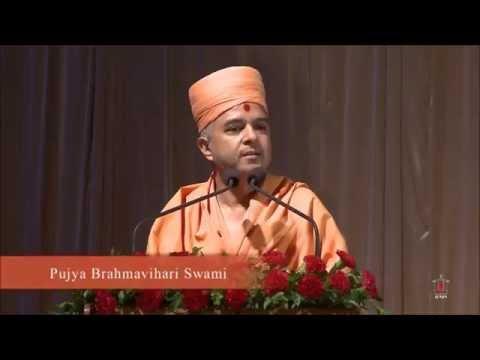 Sankalp shakti - pravachan by Brahmvihari swami (BAPS)