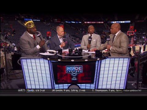 [Playoffs Ep. 21] Inside The NBA (on TNT) Full Episode - Cavs go up 2-0/Playoffs Shaqtin' A Fool