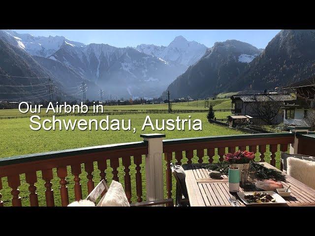 Apartment Tour | Schwendau, Austria Airbnb