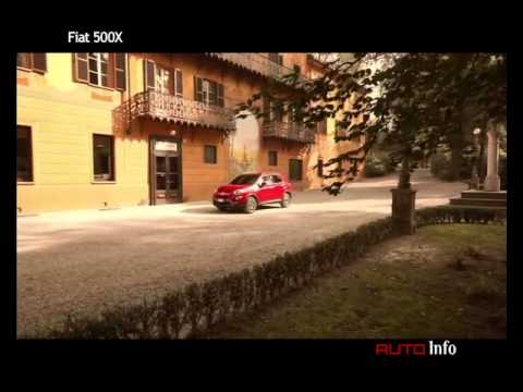 Auto info Fiat 500X + Merdeces GLE