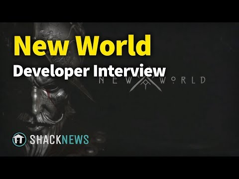 New World - Developer Interview