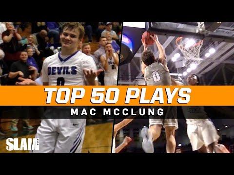 Mac McClung BEST PLAYS of Career! 🔥 SLAM Top 50 Friday