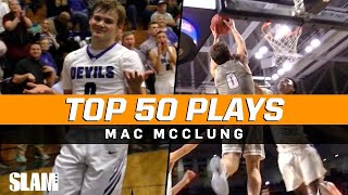 Mac Mcclung Best Plays Of Career! 🔥 Slam Top 50 Friday