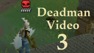 Deadman Mode PK Video 3 | Ice Barrage | Tribriding | Whip