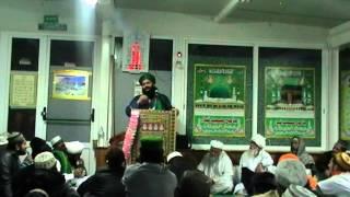 wakiya karbala imam hussain sahibzada pir syed munawar hussain bukhari waqia karbala in france